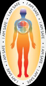 I am safe. Moving meditation by Wendy Hurd of LilyTiger Wellness
