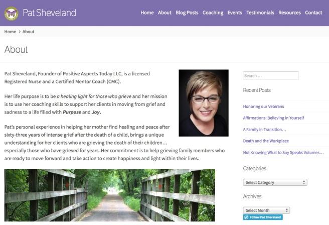 Patricia Sheveland Certified Mentor Coach