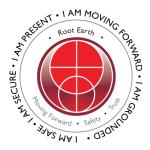 Root Earth Energy Center. Moving forward. Feeling safe.