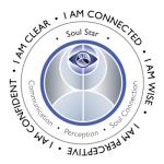 Soul Star Energy Center. Communication, perception, soul connection.