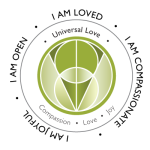 Universal Love Energy Center. Compassion, love, joy, full acceptance.